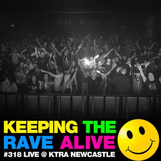 Episode 318: Kutski live at KTRA Newcastle!