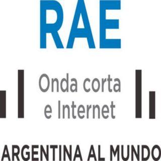 RAE Argentina al Mundo