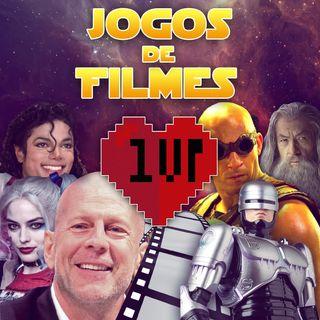1UP 20 - Jogos de Filmes