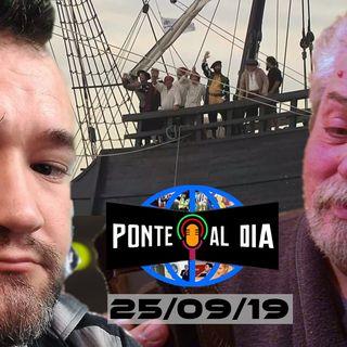 La mayor gesta náutica | Ponte al día 62 (25/09/2019)