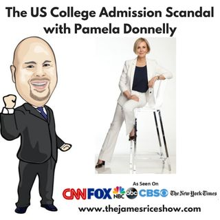 College Admission Specialist Pamela Donnelly on the US College Admission Scandal
