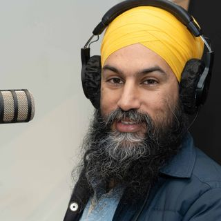 Jagmeet Singh...and on cover-ups of abuse in amateur sport