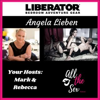 Halloween & Sex Furniture - Angela Lieben from LIBERATOR