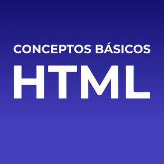 38 Lenguaje de programación HTML - conceptos básicos