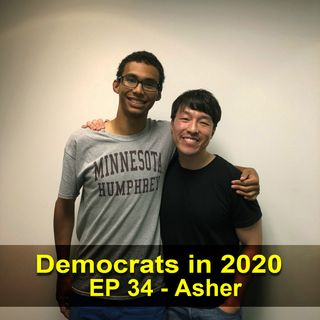 Democrats in 2020 - Asher