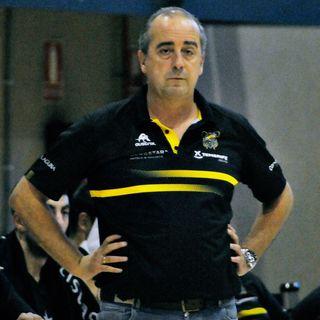 """Txus Vidorreta: """"El equipo ha estado muy bien los primeros veinte minutos"""""""
