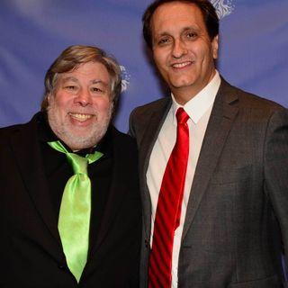 Peter Diaz interviews Steve Wozniak on the Importance of Mental Health at Work