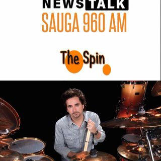 The Spin - April 7, 2020 - Todd Sucherman on Drums to Mic, Will The NHL Return & Online Classes