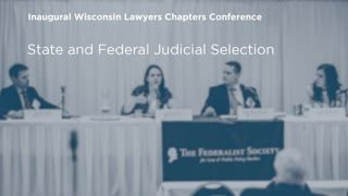 State and Federal Judicial Selection