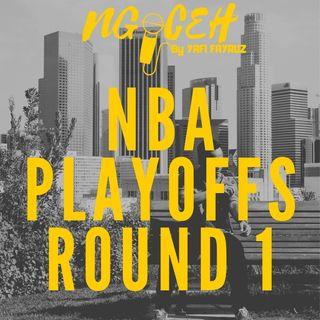 Episode 15 (NBA PLAYOFFS ROUND 1)