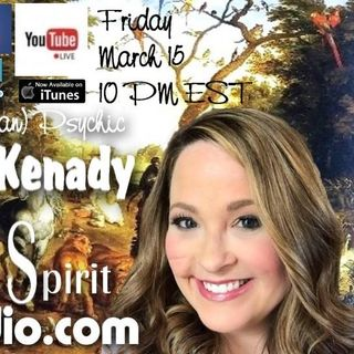 SFR Body and Spirit with Pet Psychic Carrie Kenady