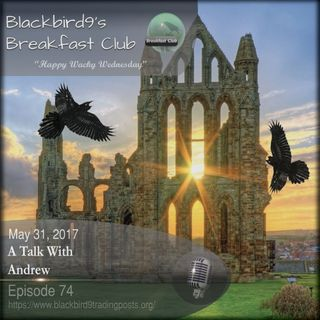 A Talk With Andrew - Blackbird9 Podcast