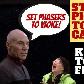 WILL STAR TREK PICARD BE CANCELLED?  KURTZMAN FIRED?