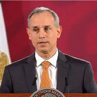 Reporta López-Gatell una persona con dengue y Covid-19