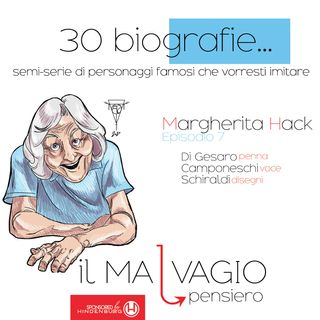 7 - Margherita Hack: la donna circondata da sconosciuti