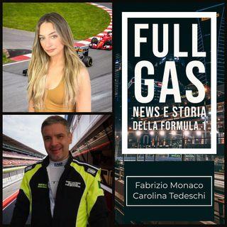 #3 - Intervista ad Alex Caffi e Ultime Notizie con Carolina