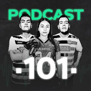 PODCAST #101: Alison González intratable en la Liga MX Femenil / América vs Chivas / La NFL llegó junto con Ale