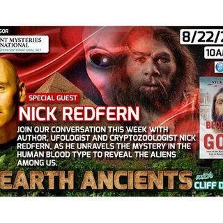 Nick Redfern: Bloodline of the Gods