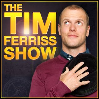 Tim Ferriss: Bestselling Author, Human Guinea Pig