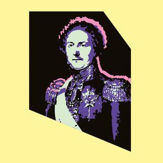 Karl XIV Johan – kunglig kometkarriär