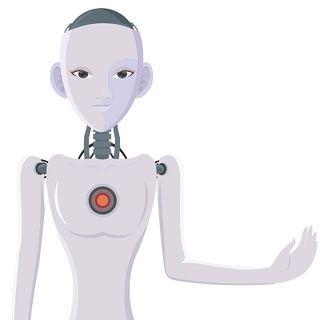 """Inteligencia artificial rebelde Pláticas con """"N"""""""