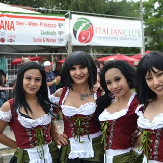 Italiani brava gente! Festa Italiana 2018 - Ybor City - Tampa