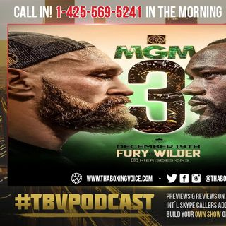 ☎️Fury vs Wilder Target Dec 19 @ New Allegiant Stadium in Vegas❓Does DENT in HEAD PUSH Fight BACK❓