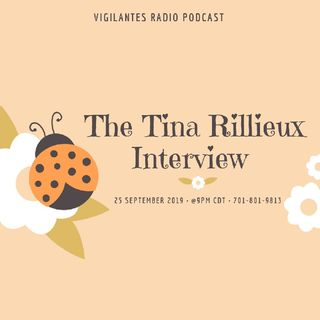 The Tina Rillieux Interview.