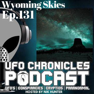 Ep.131 Wyoming Skies