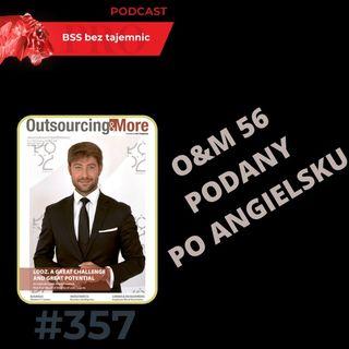 #357 O&M 56 podany po angielsku