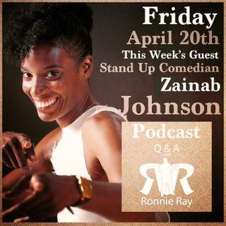 Q3/A20: Zainab Johnson