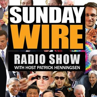 Sunday Wire EP #106 - 'One World Warp' with Doyel Shamley & James Tracy
