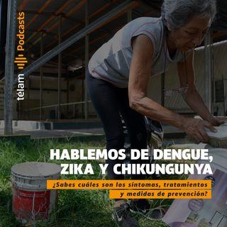 Hablemos de Dengue, Zika y Chikungunya