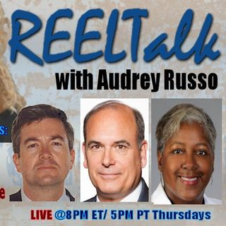 REELTalk: Dr. Steven Bucci of Heritage FDN, Dr. Elaina George and Judge Hal Moroz
