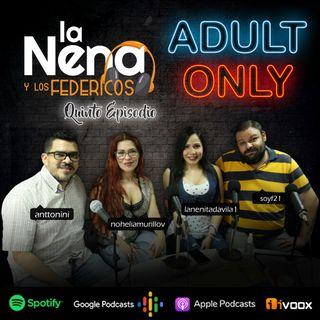 """La Nena y Los Federicos - EP005 """"Dra Nohelia Murillo"""""""