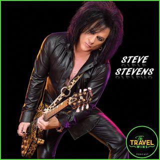 Steve Stevens | grammy winning guitarist