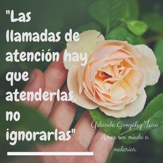 Los límites (Reflexión de Yolanda González)