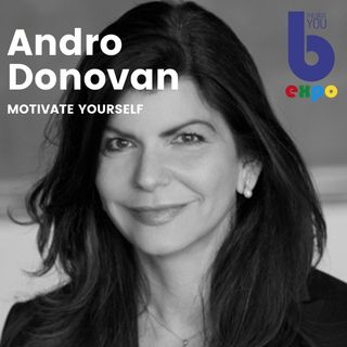 Andro Donovan at The Best You EXPO