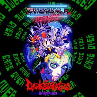 Darkstalker: The Night Warriors (CPS2 - Play Station)