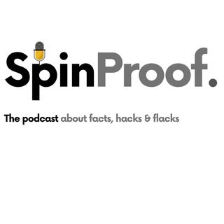 SpinProof Live Podcast with Ronni & Denise - Launch Episode