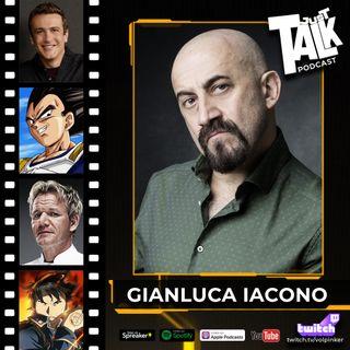 #16 | Gianluca Iacono | Tra VEGETA, Marshall e BIKER MICE