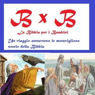 BxB, la Bibbia per i bambini: il Centurione va da Gesù