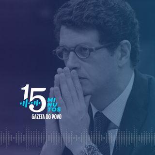 Ricardo Salles na mira da PF