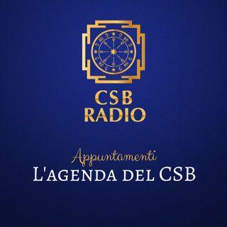 L'agenda del CSB