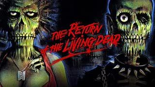 THE RETURN OF THE LIVING DEAD Review