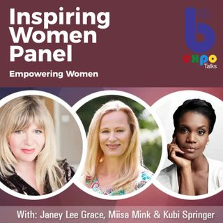 Inspiring Women Panel at The Best You EXPO