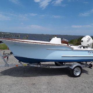 Calyber Boatworks 12 Lil' Buddy