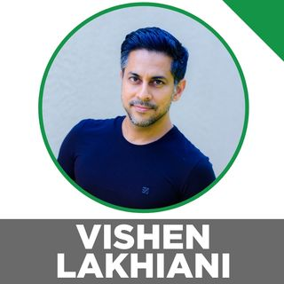 Beauty, Longevity, Biohacking, Building Perfect Eyesight, The Wild Diet, Memory, Learning & Beyond With Vishen Lakhiani.