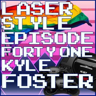 EP41: Kyle Foster
