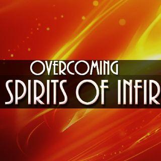 Destroying Spirit Of Infirmity Luke 13:11-13
